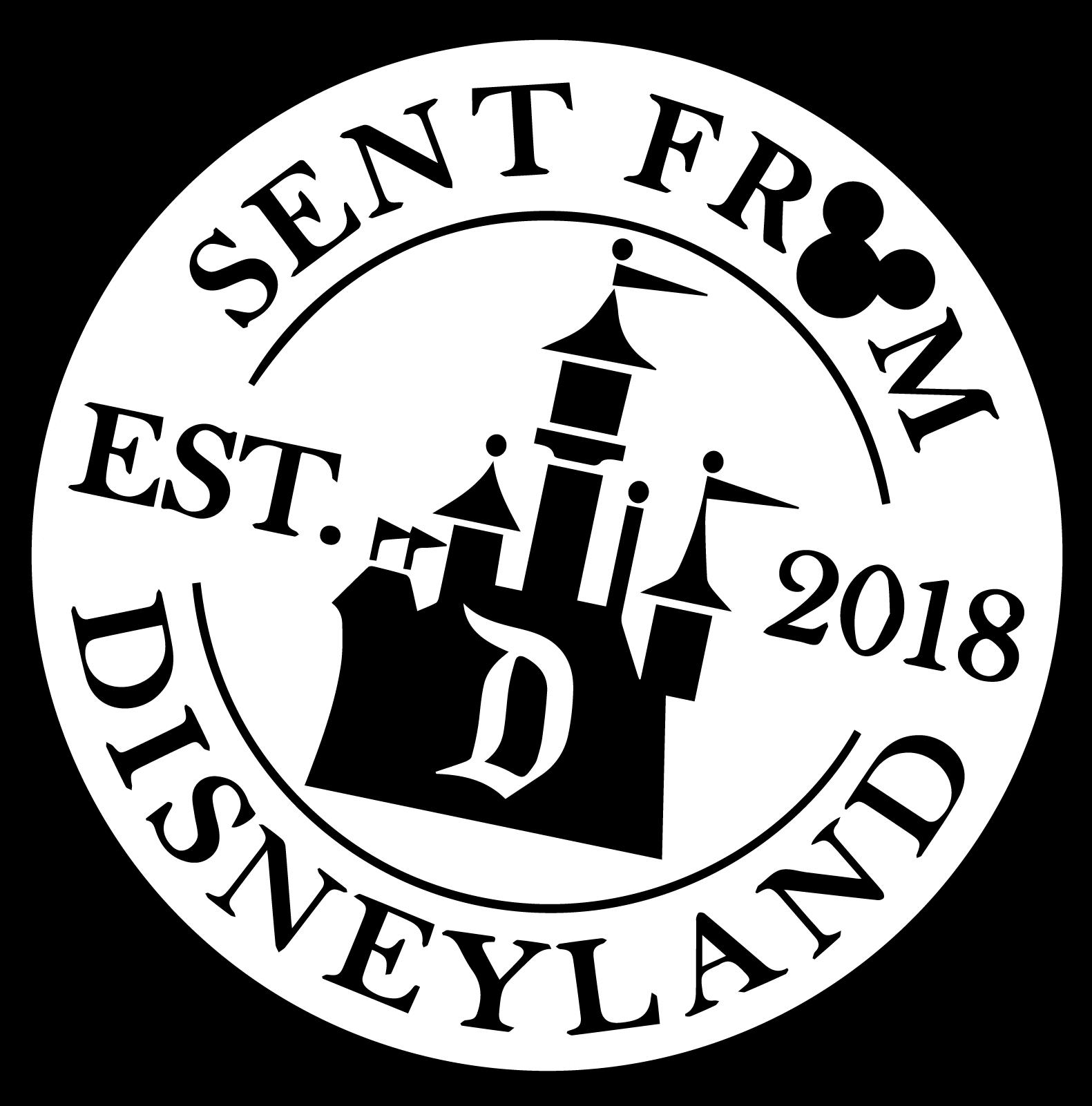 Sent From Disneyland logo
